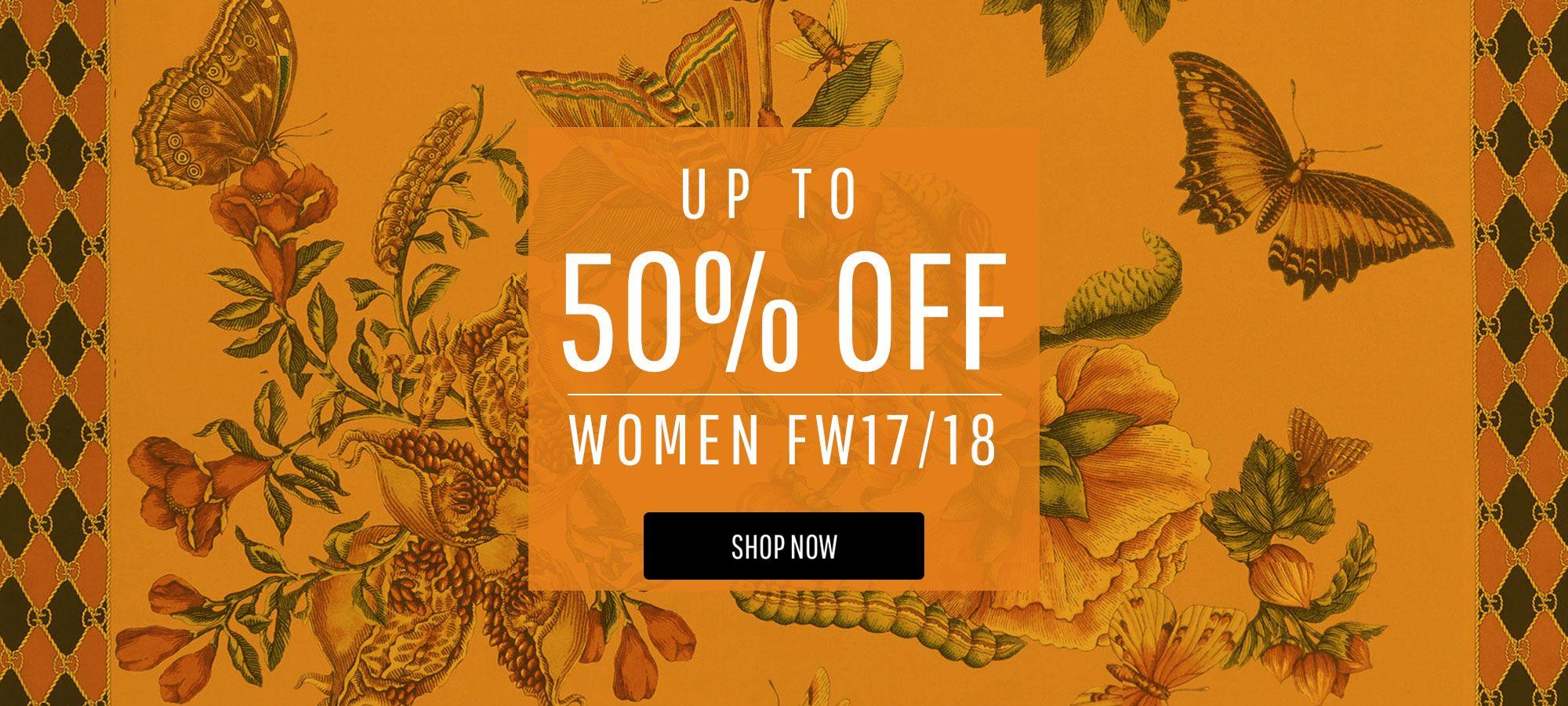 Women Sale - Fall Winter 2017