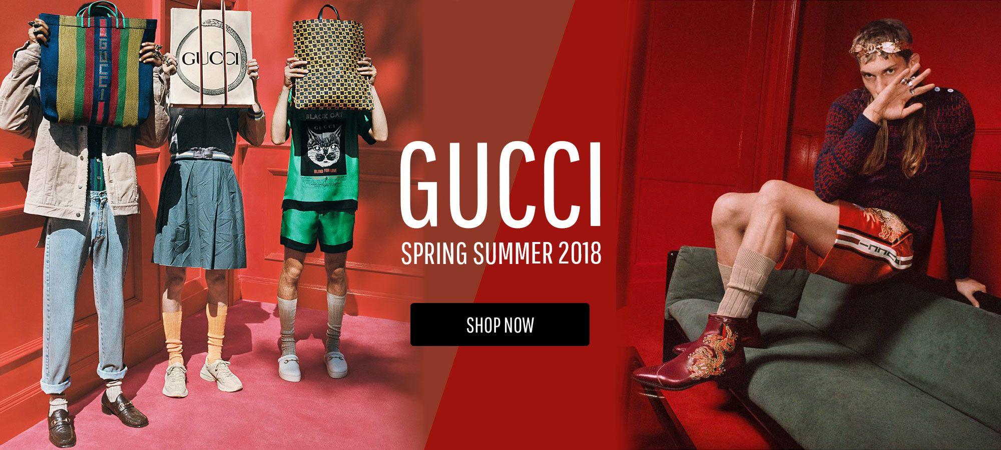 Gucci Men - Spring Summer 2018