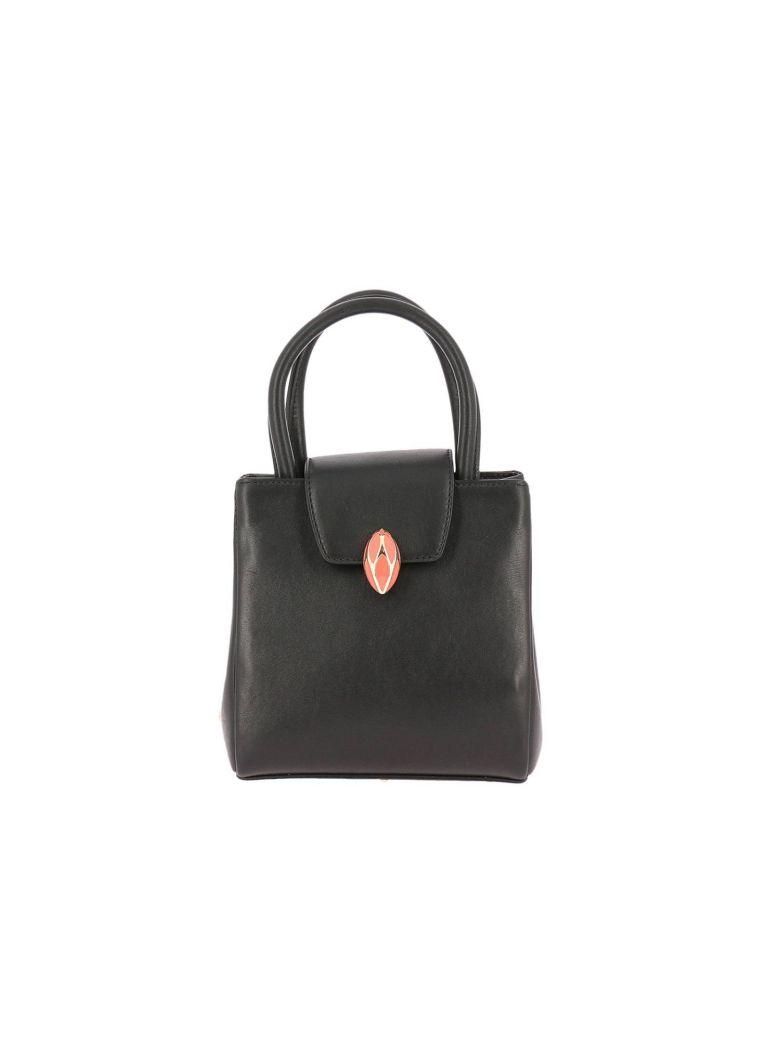 F.E.V. BY FRANCESCA E. VERSACE F.E.V. By Francesca E. Versace Mini Bag Shoulder Bag Women F.E.V. By Francesca E. Versace in Black