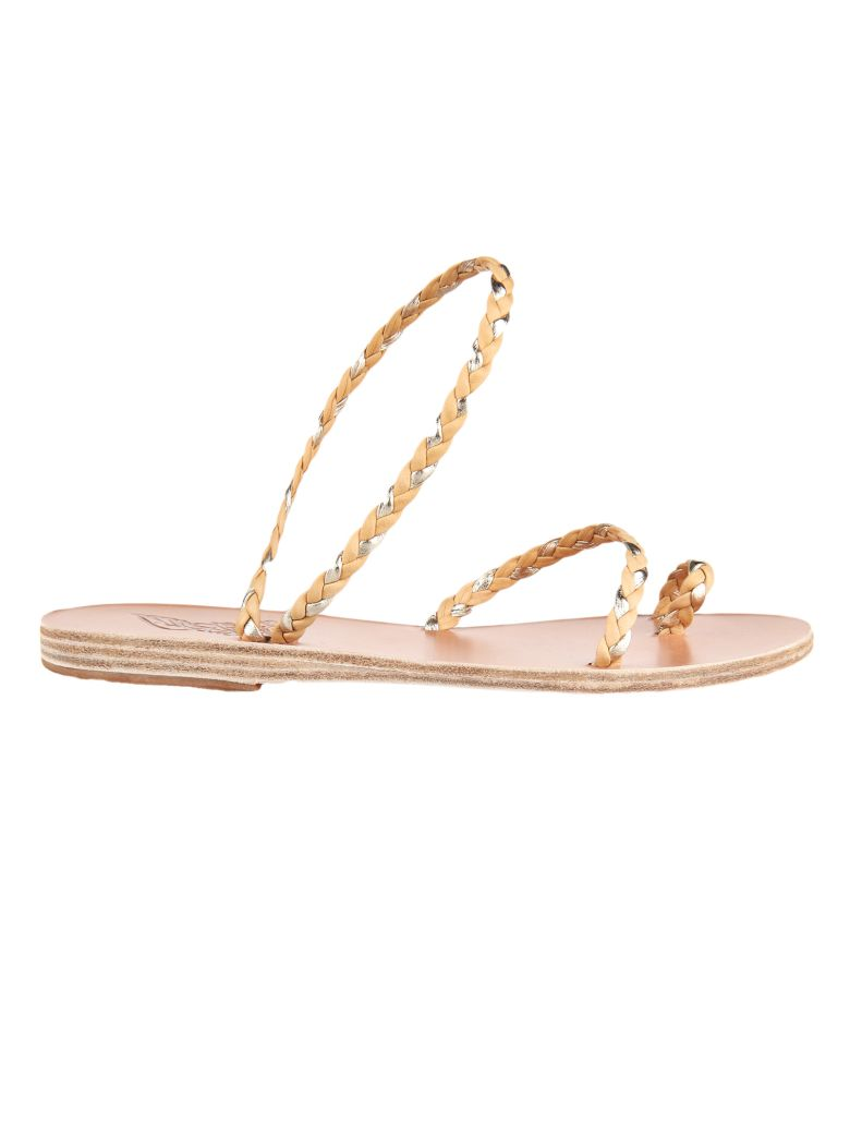 Eleftheria flat sandals - Nude & Neutrals Ancient Greek Sandals Sale Manchester CmLwRpGvdP