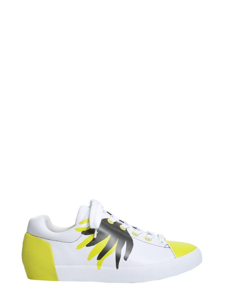 ASH X FILIP PAGOWSKI Niky Sneakers in White