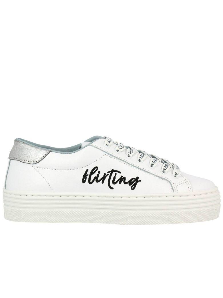 Chiara Suite Sneakers, White