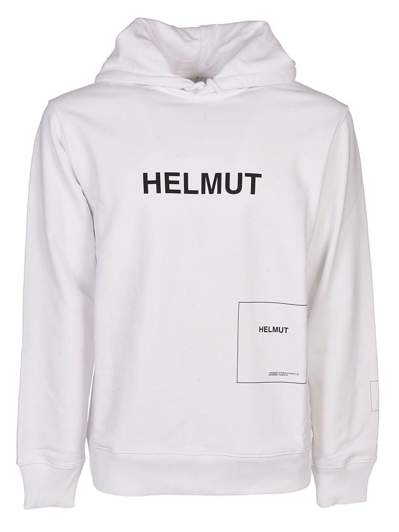 Helmut Lang Cottons LOGO HOODIE