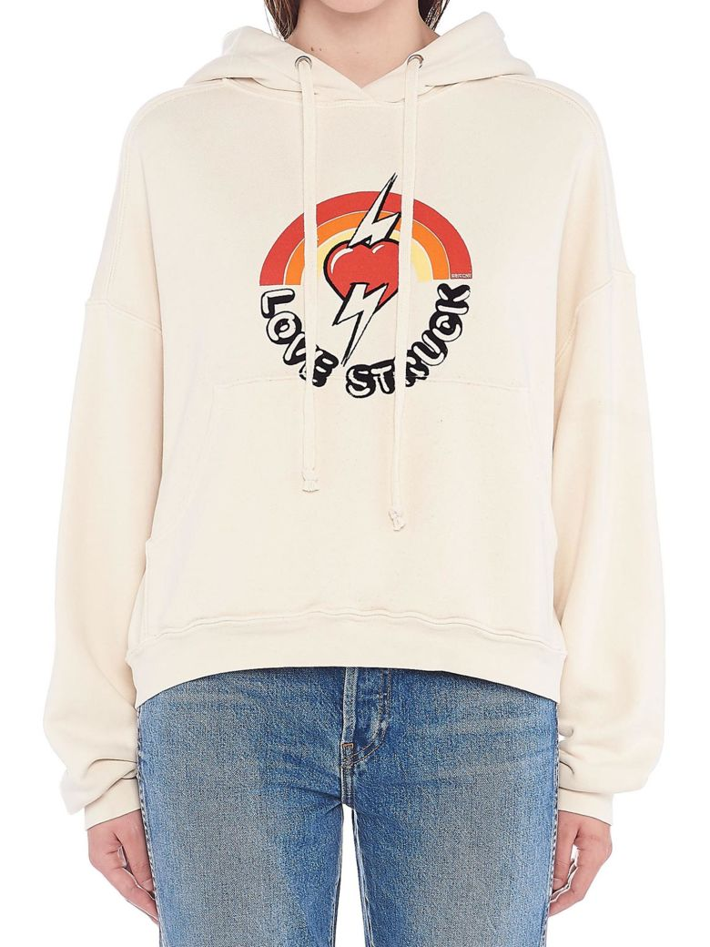 RE-DONE LOVE STRUCK HOODIE