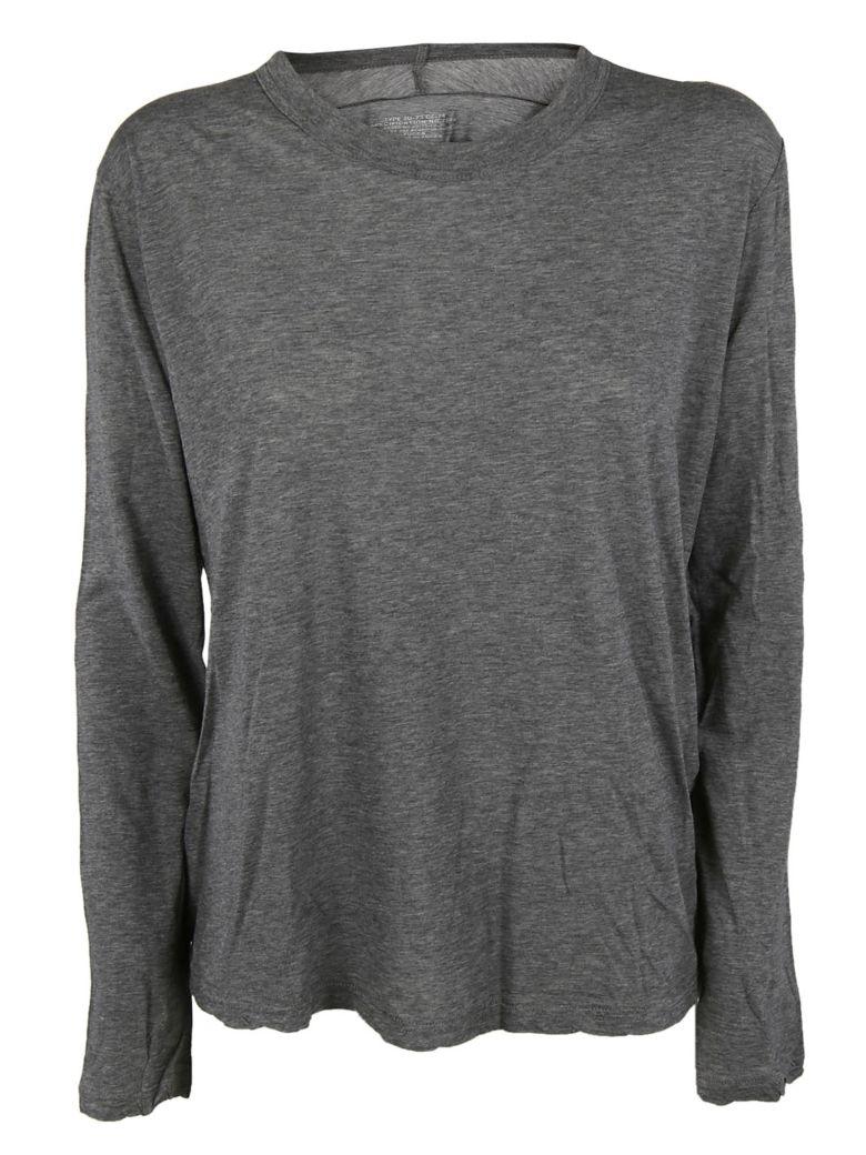 ZUCCA Classic Sweater in Charcoal