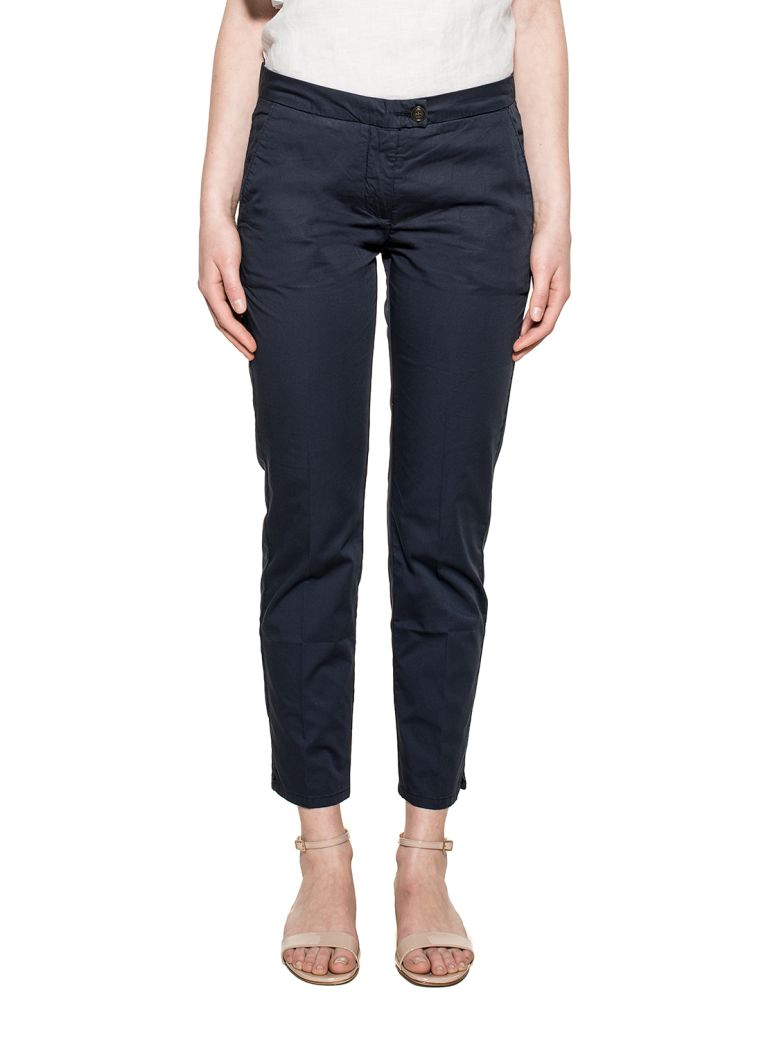 BLUE NEW YORK TROUSERS