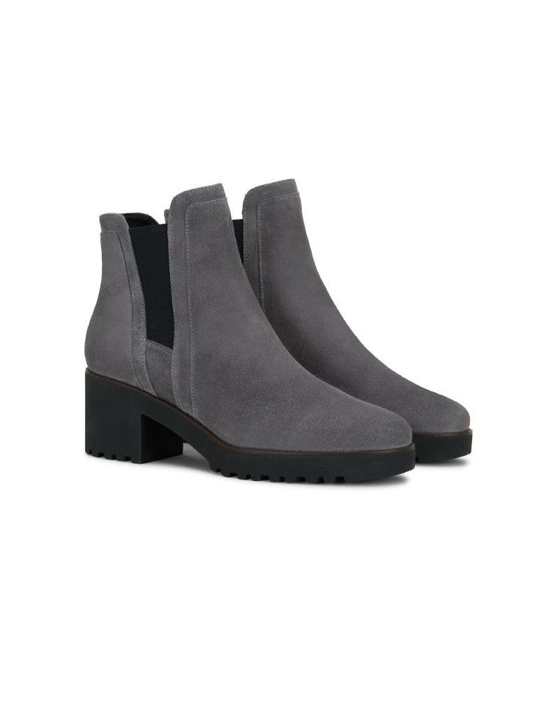 H277 ANKLE BOOTS IN SUEDE