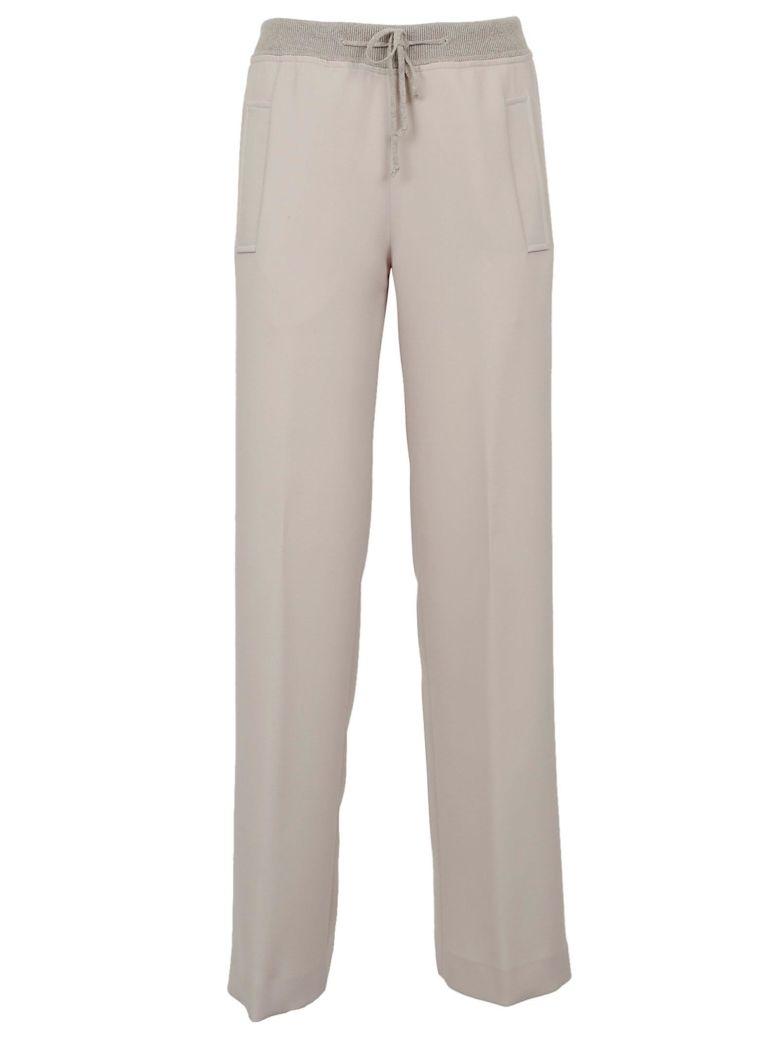 Quelledue Muriel Trousers in Cream