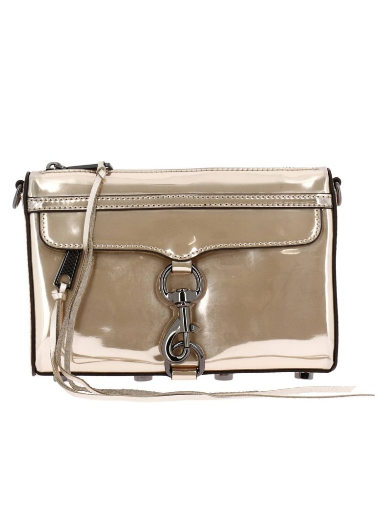 Rebecca Minkoff Mini Bag Shoulder Bag Women Rebecca Minkoff - gold