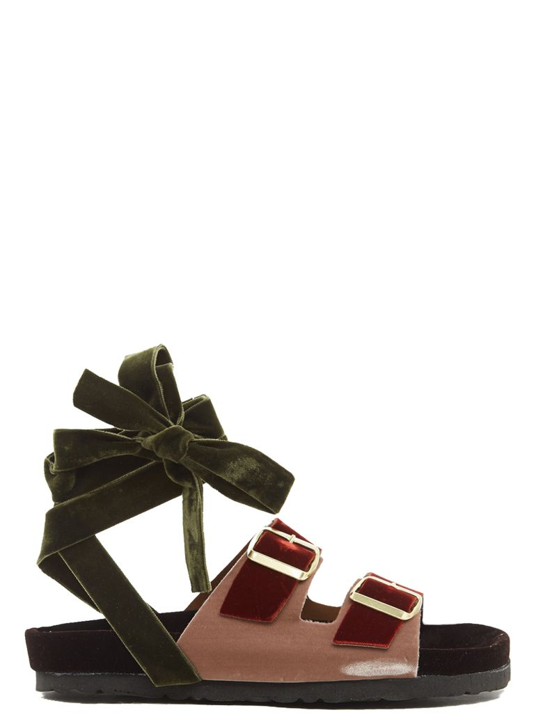 GIA COUTURE BERGEN SHOES