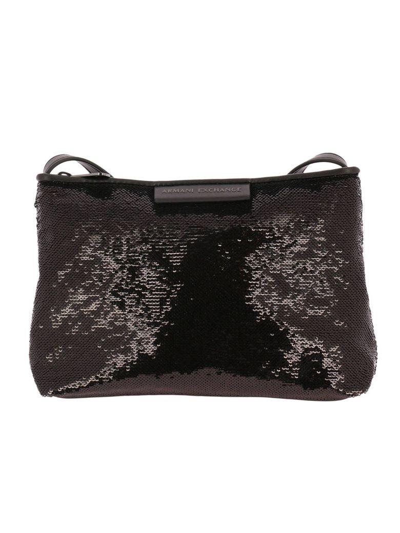 Armani Collezioni Mini Bag Shoulder Bag Women Armani Exchange In Black 05ed31f5a97e3