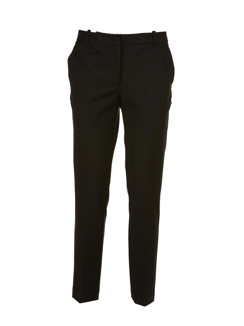 KILTIE & CO. Kiltie Elasticated Waistband Trousers in Blu