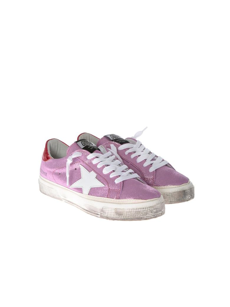 STAR PATCHED SNEAKERS