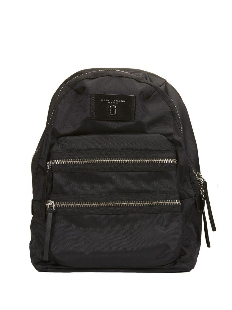 Biker Backpack, Nero