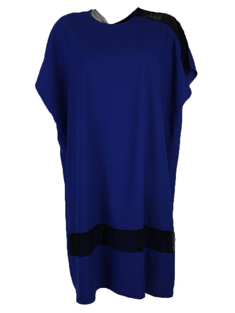 Maison Margiela  BLUE OVERSIZED DRESS