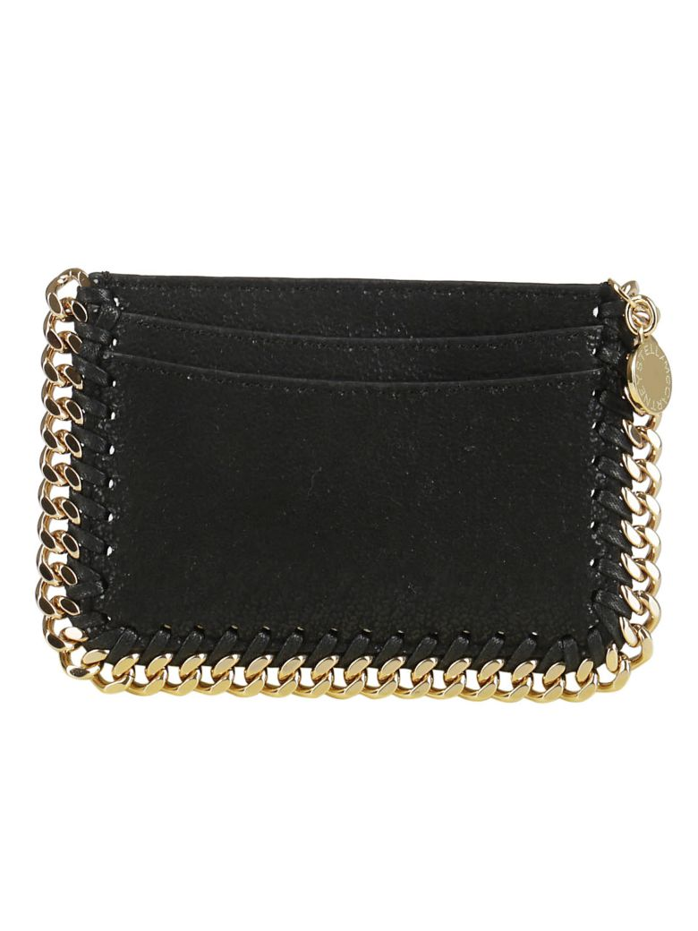 STELLA MCCARTNEY FALABELLA SHAGGY CARD CASE