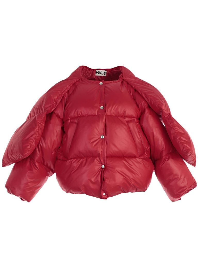 HACHE BUTTON-UP PADDED JACKET