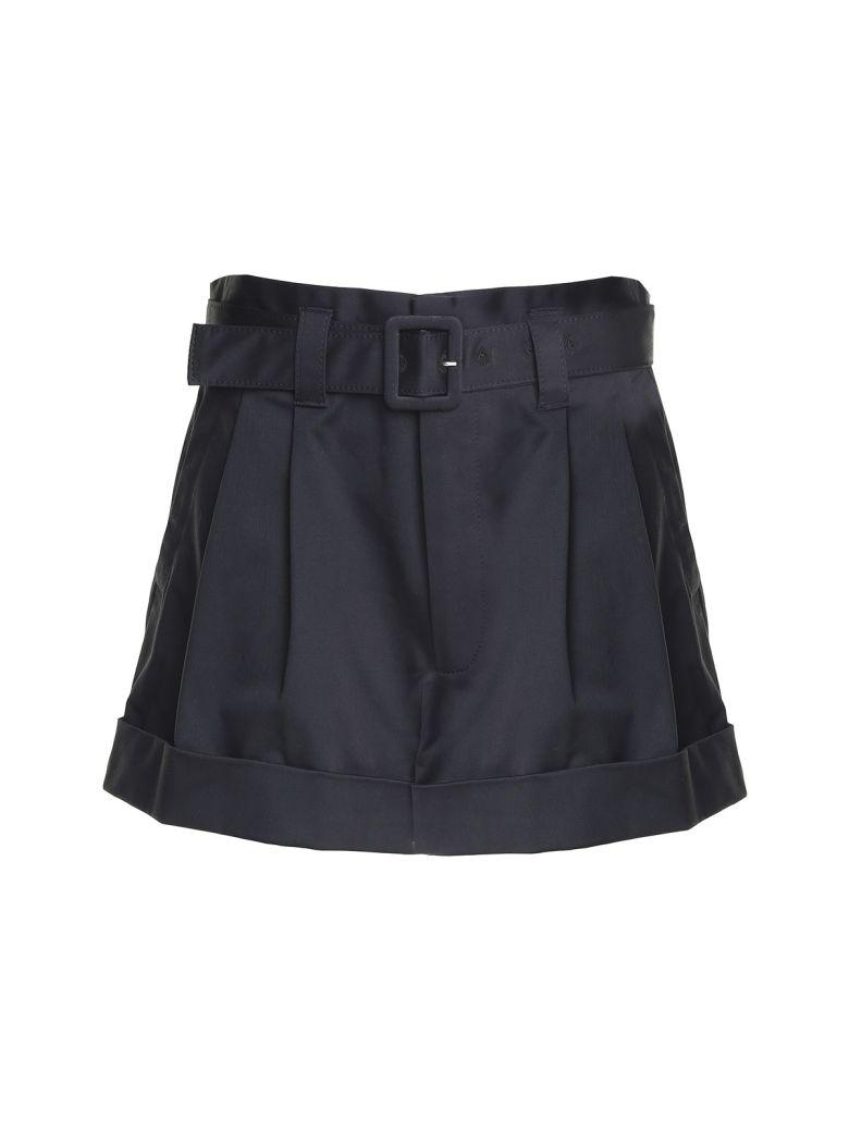 Papier Short En Coton Sac À Taille De Marc Jacobs KI9Cv2