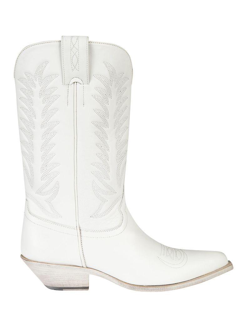 SONORA SADDLE BOOTS
