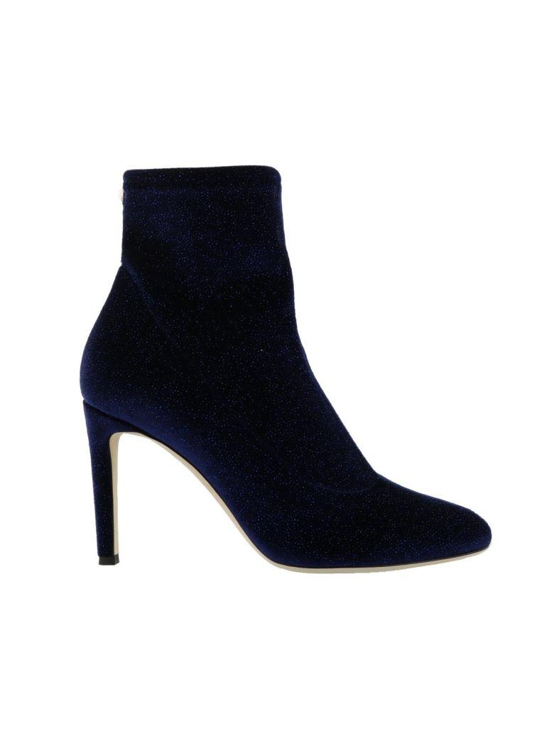 Celeste Ankle Boots, Blue