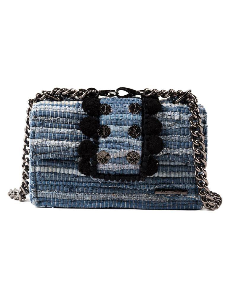 Shoulder Bag for Women On Sale, Beige, Leather, 2017, one size Kooreloo