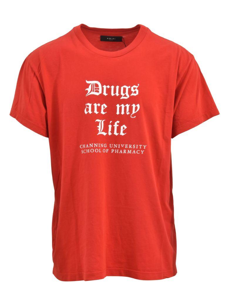 Amiri  DRUGS ARE MY LIFE TEE
