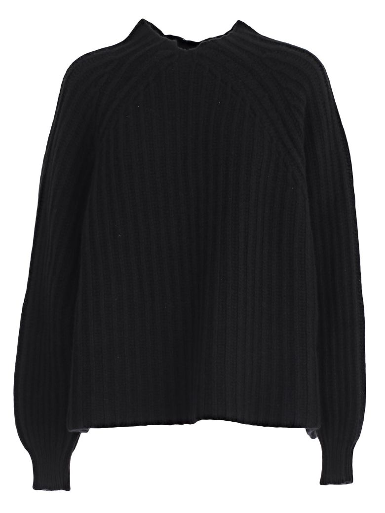HACHE OVERSIZE KNITTED SWEATER