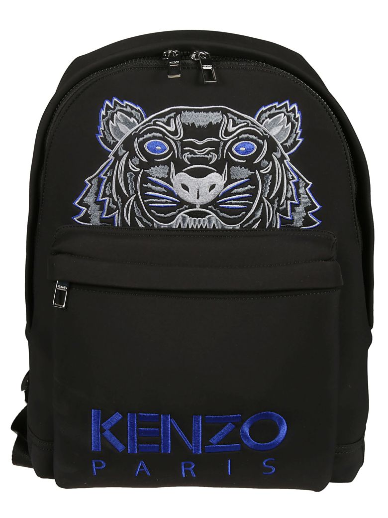 91e1c5e64ff In Embroidered The Kenzo Noir For Market Price 10757326 Tiger Best Backpack  5q0xwUHP