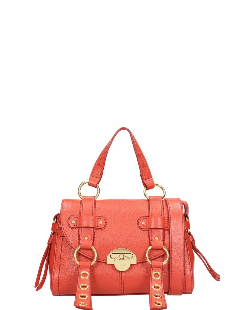 Allen Shoulder Bag, Red