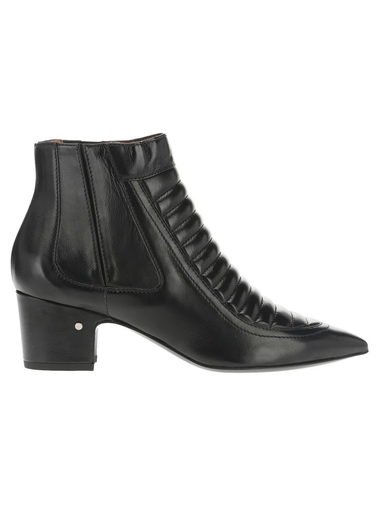 Laurence Dacade POINTED ANKLE BOOTS