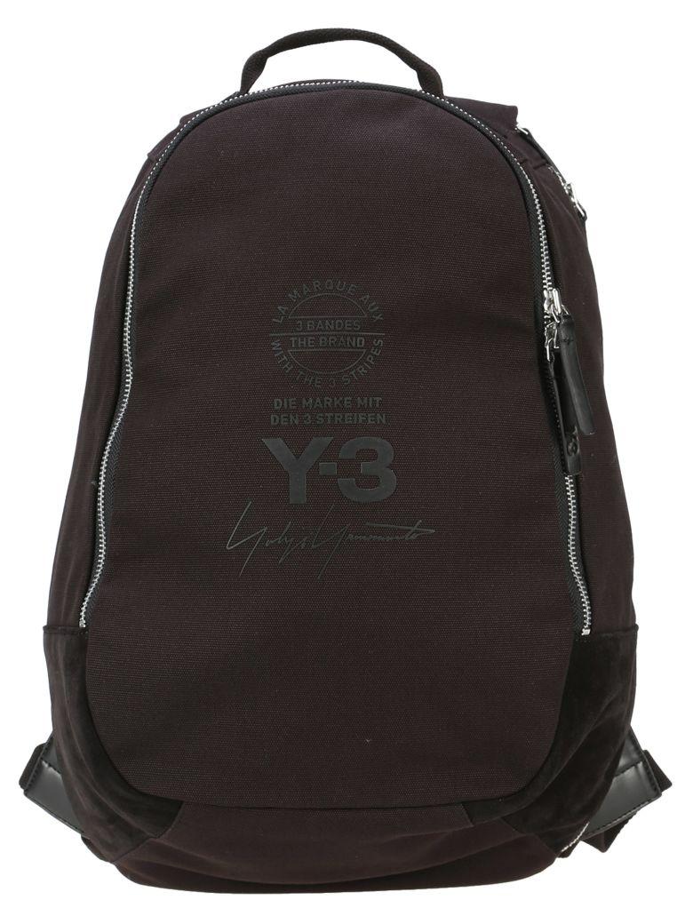 5abc0517c1f Y-3 Adidas Y3 Street Back Pack In Black   ModeSens