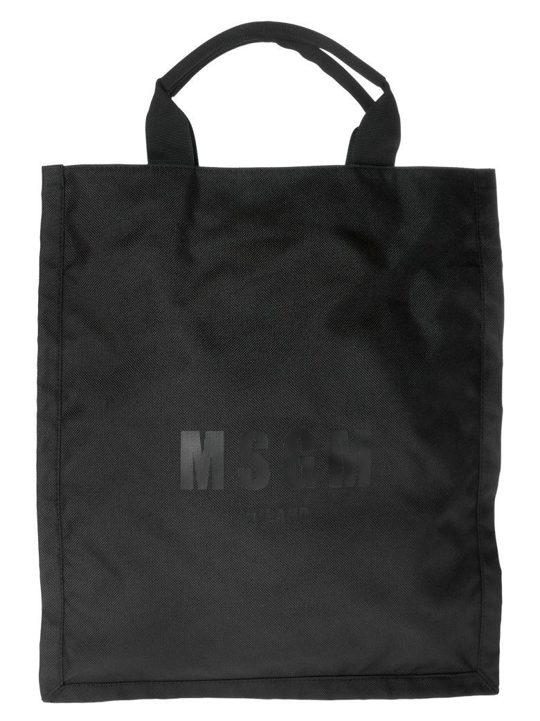 MSGM Logo Shopper Bag
