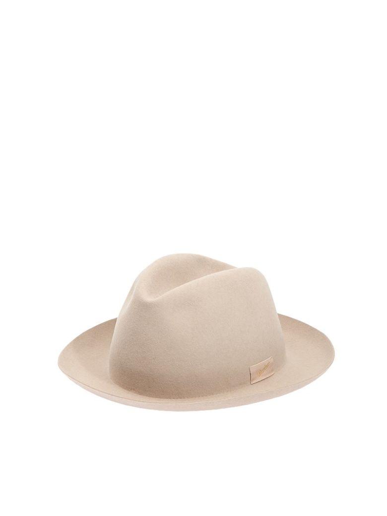 Borsalino BRIMMED FELT MEDIUM HAT