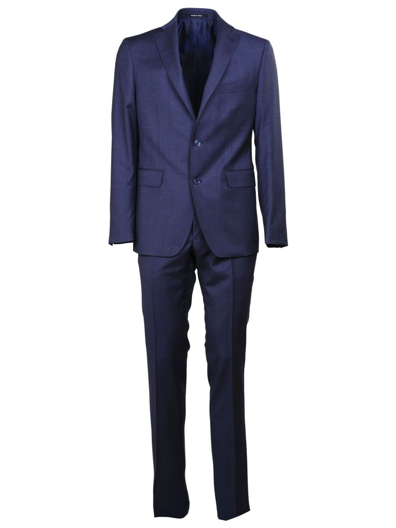 Tagliatore Classic Suit - Blue