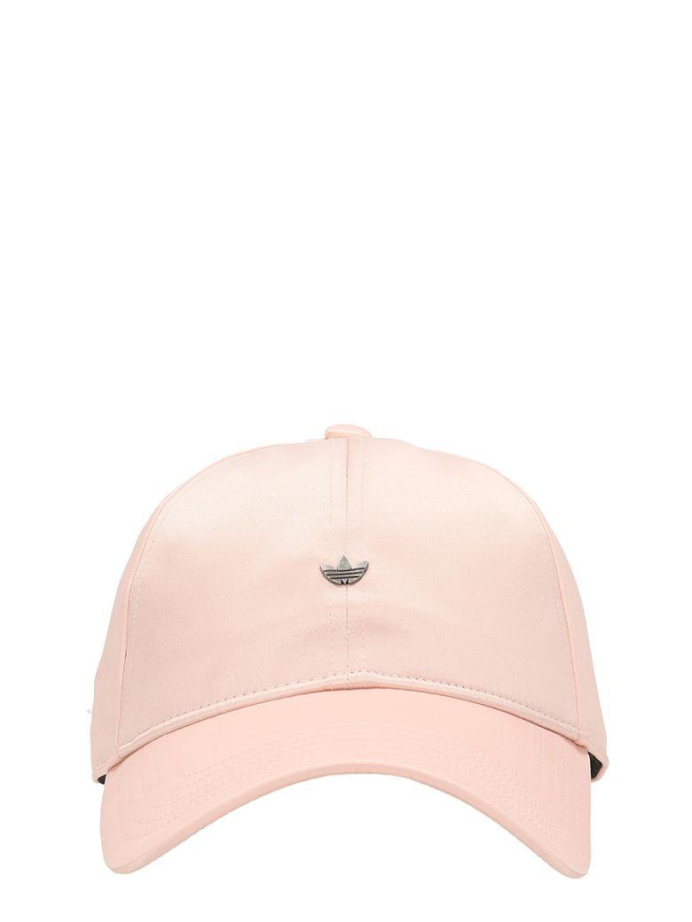 Adidas Originals Satin Cap In Pink - Pink  42d4c35c813e