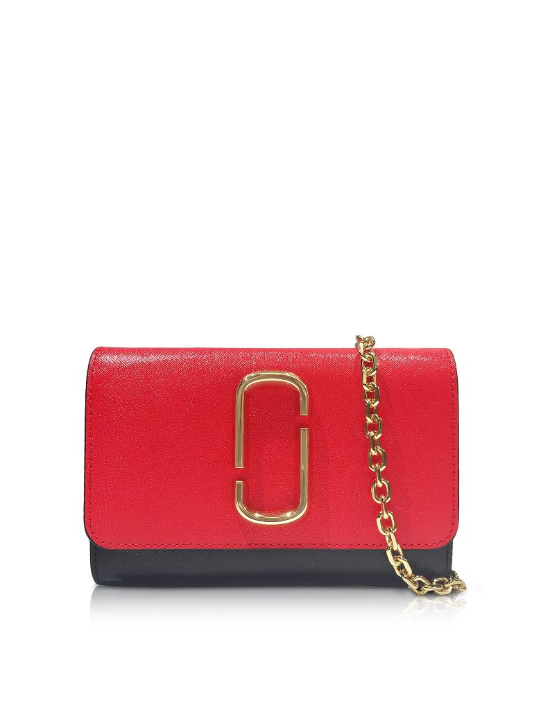 SNAPSHOT CHAIN WALLET CLUTCH