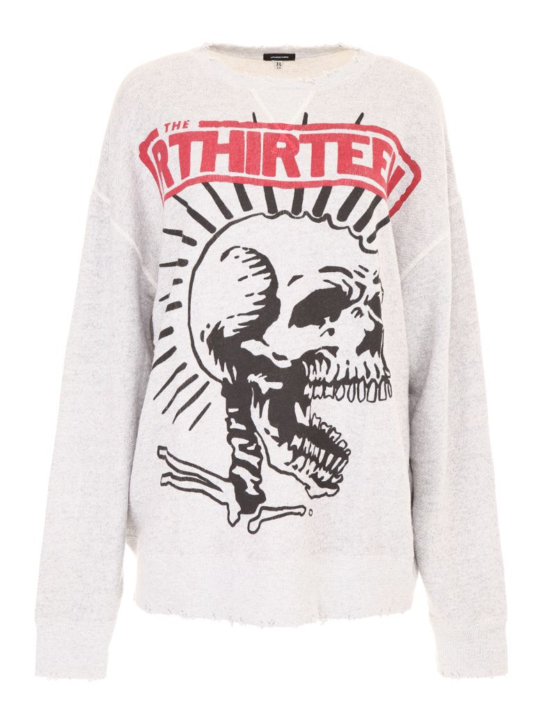 EXPLOITED PUNK OUTLINE SWEATSHIRT