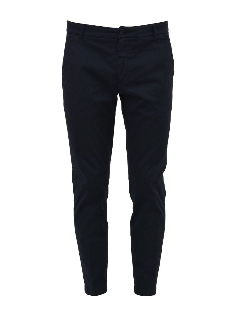 Department 5  BLUE TAILORED TROUSERS