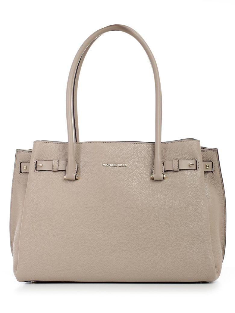 MICHAEL MICHAEL KORS ADDISON LARGE PEBBLED TOTE