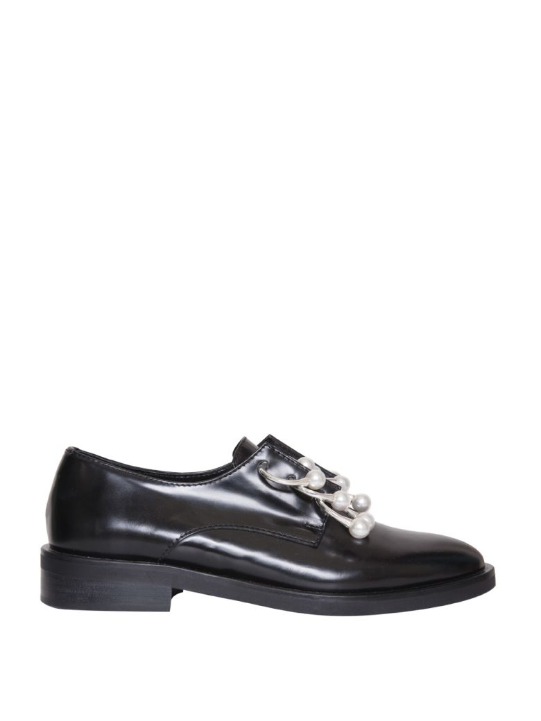 ANELLO LEATHER SHOES