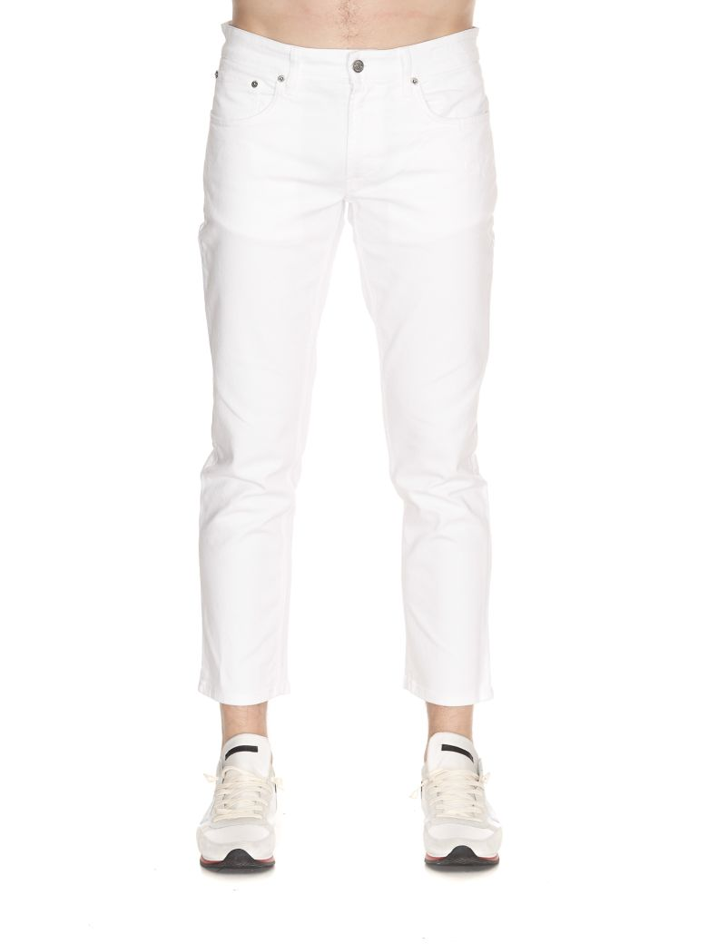 DEPARTMENT 5 Corkey Jeans in White