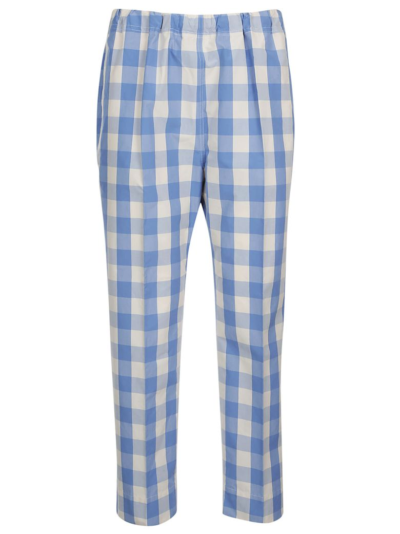 Sofie D'hoore SOFIE D HOORE CHECKED TROUSERS