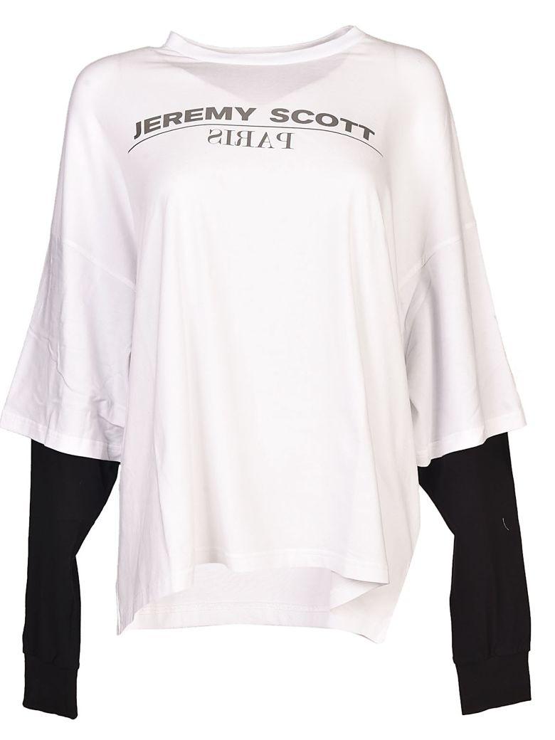 JEREMY SCOTT PRINTED SWEATSHIRT