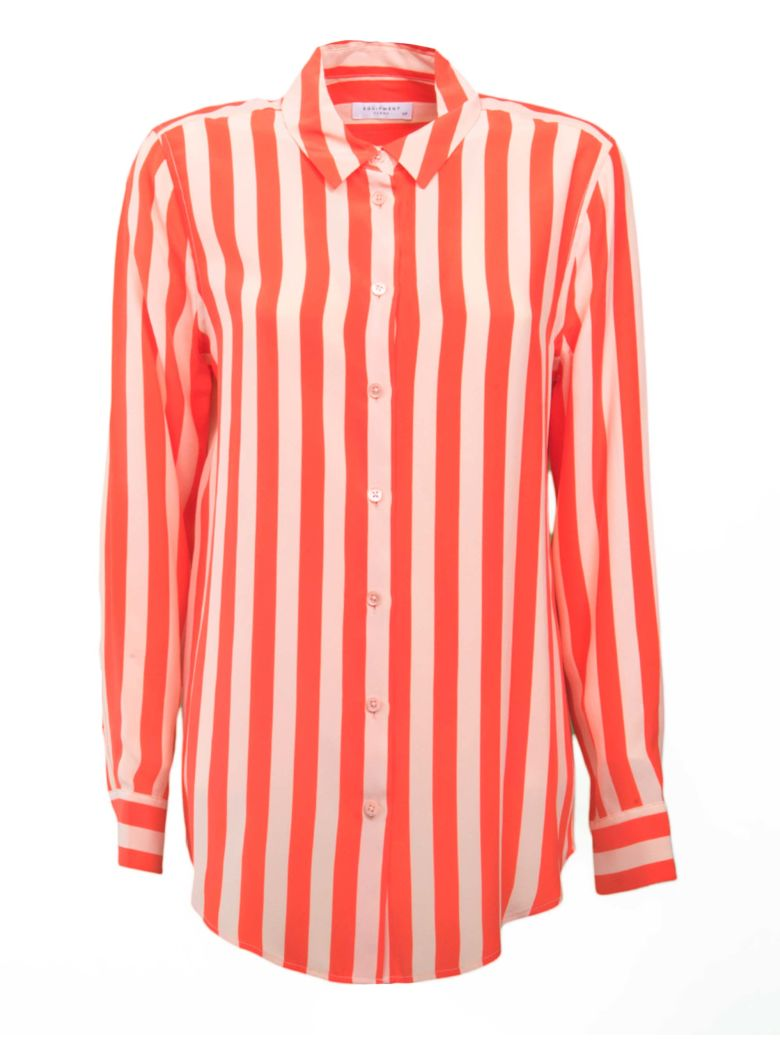 STRIPED ESSENTIAL SHIRT