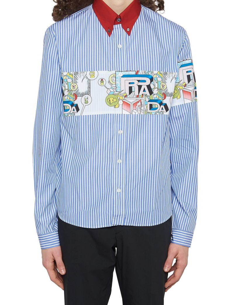 89860fec Shirt, Multicolor