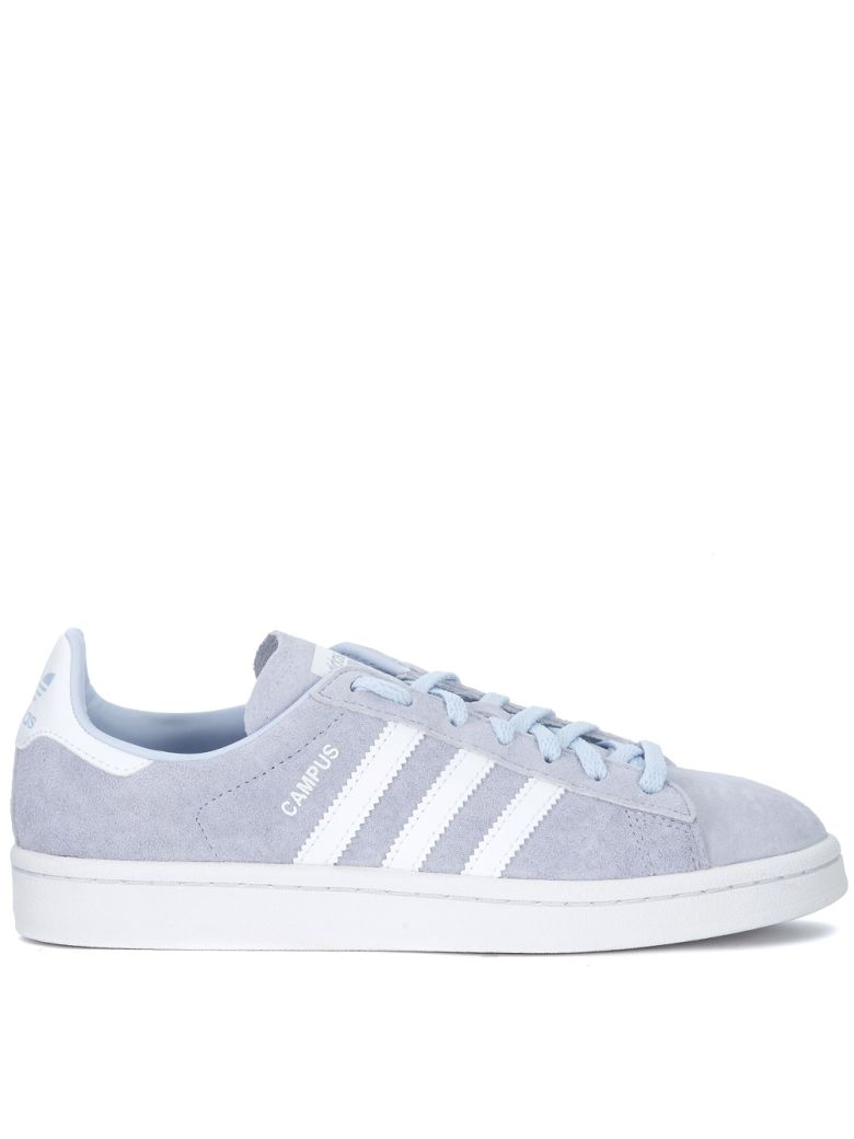 Sneaker adidas Originals Campus in nubuck azzurro