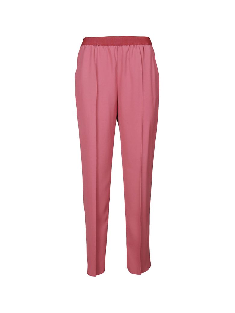 CADY CREPE TROUSERS