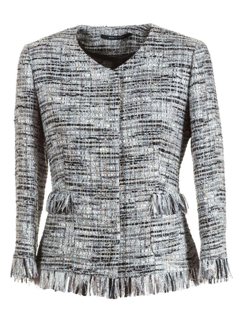 Boucl &Copy; Blazer, Grey