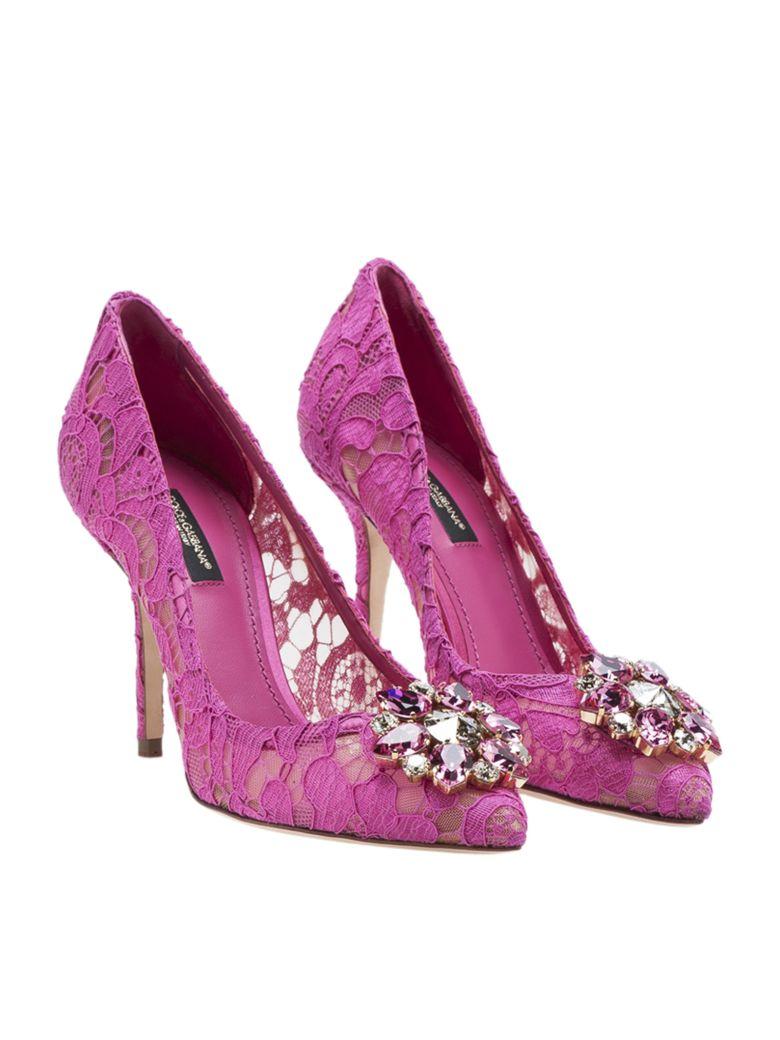 Dolce & Gabbana Suedes DOLCE & GABBANA DECOLTE 90 LACE