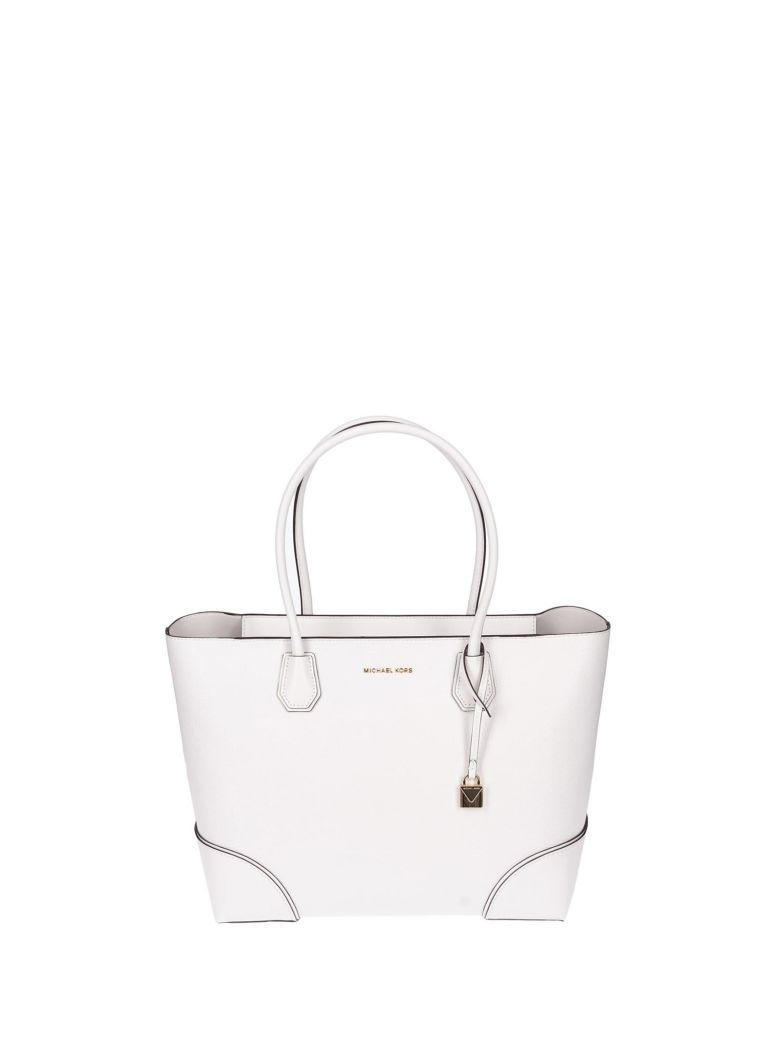 MERCER GALLERY L LEATHER TOTE
